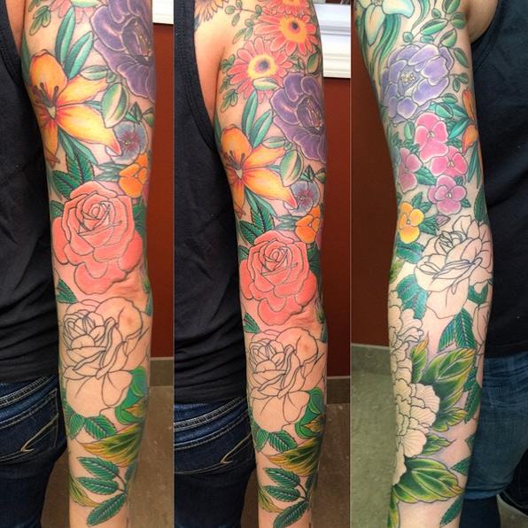 Best Cover Up Tattoo Artist Long Island