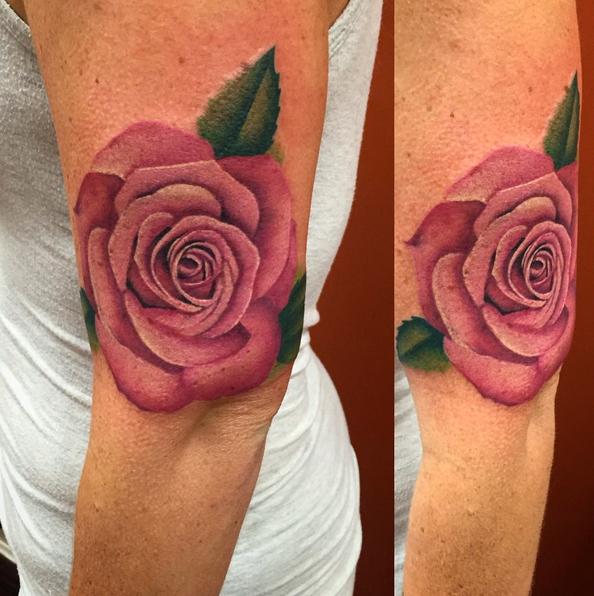 Jaclyn Huertas Tattoo Artist